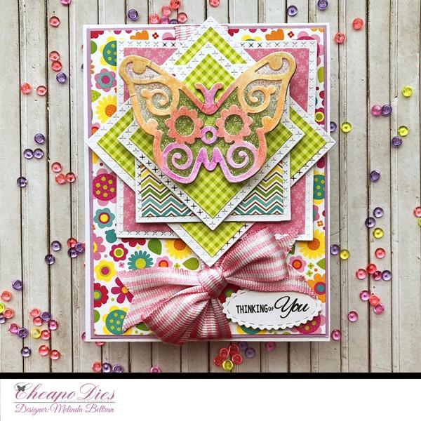 butterfly card melinda beltran