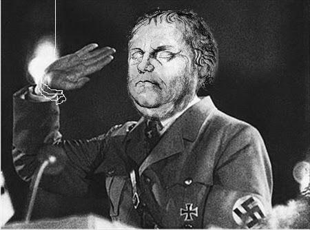 Luters antisemīts un fašisma ciltstēvs?
