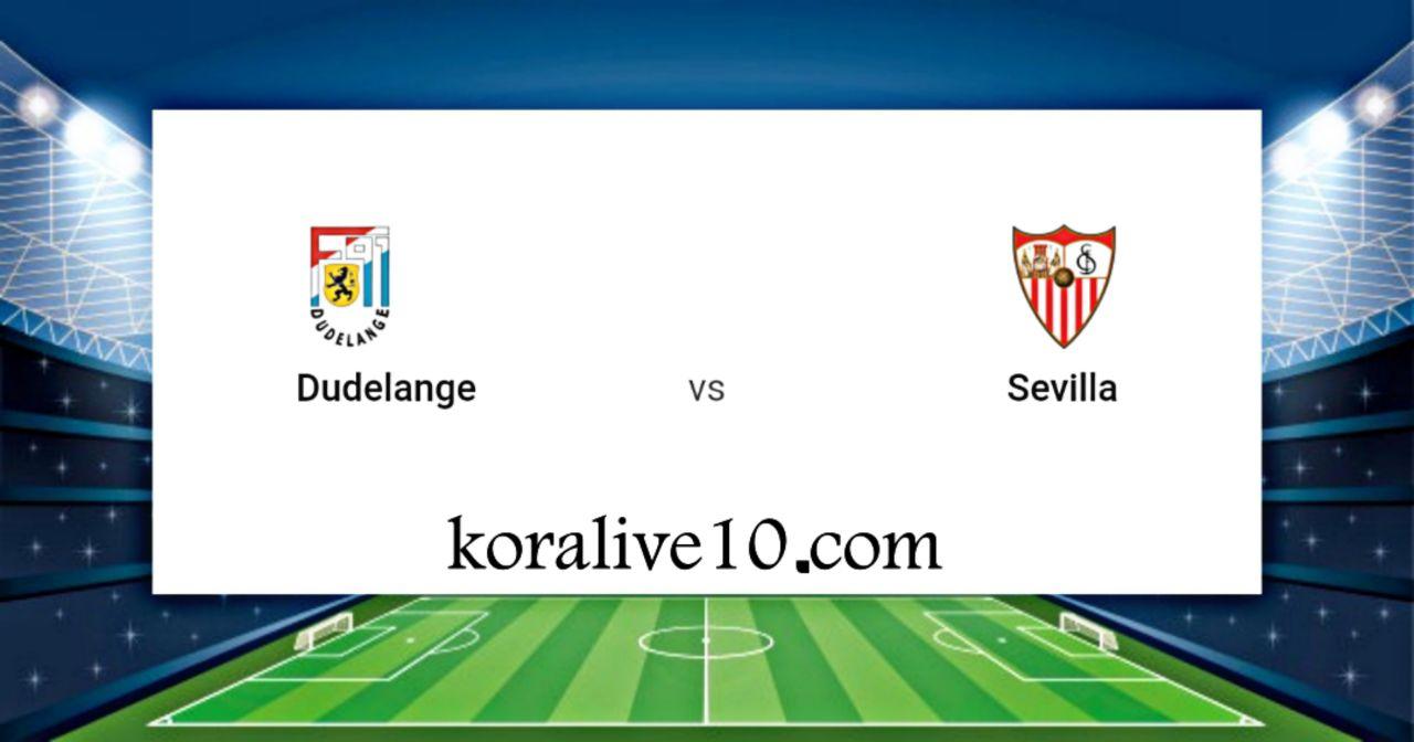 موعد مباراة ديديلانجي وإشبيلية في الدوري الاوروبي | كورة لايف