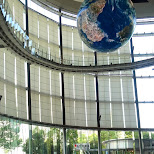 at the Miraikan Museum of Emerging Science and Innovation in Odaiba, Tokyo, Japan