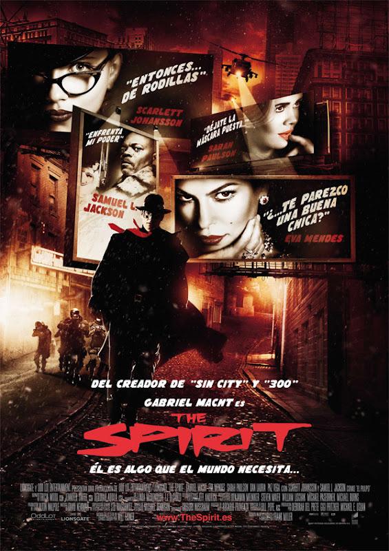 The Spirit (Frank Miller, 2.008)
