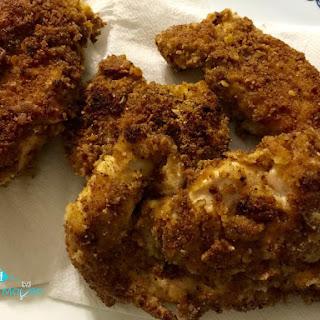 Gluten Free Pretzel Crusted Chicken