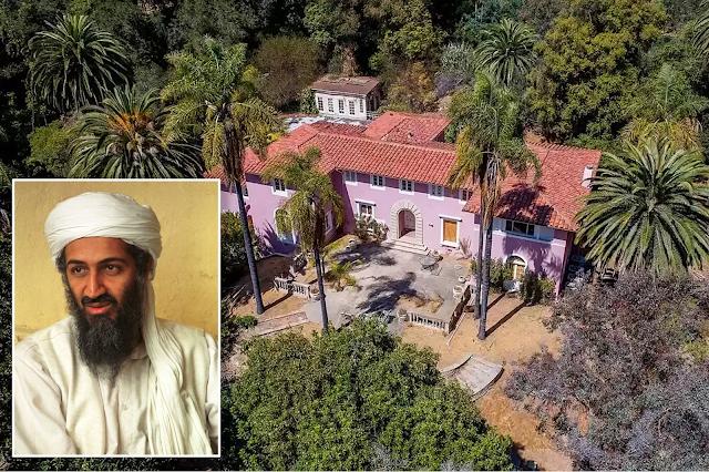 Lista de propiedades abandonadas de Bel Air de la familia de Osama bin Laden por $ 28 millones