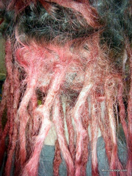 Momma Jorje's Matted Roots