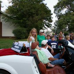 2007 Faulkner County Parade