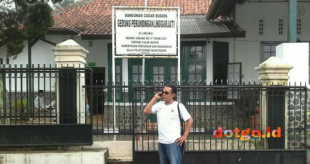 Sejarah Gedung perjanjian linggarjati Kuningan Jawa Barat soeararakjat.com