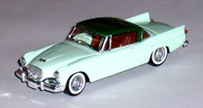 4522 Studebaker Sylver Hawk hard-top 1957