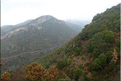 Vistas desde Plana Monteoscuro
