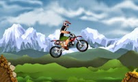 لعبة الدراجات