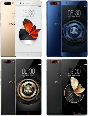 Checkout ZTE Nubia Z17 Features - Full Specifications And Price