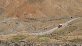 The land of high passes, Ladakh