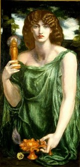 Mnemosyne, Gods And Goddesses 3