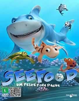 Capa SeeFood: Um Peixe Fora D' Agua Dublado 2011 Torrent