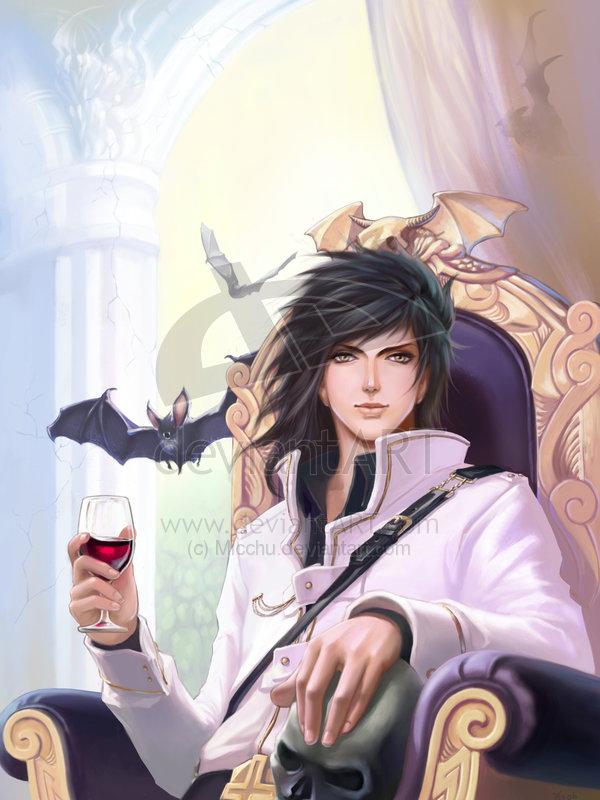 Legend Of The Vampire Iii By Micchu, Vampire Girls 2