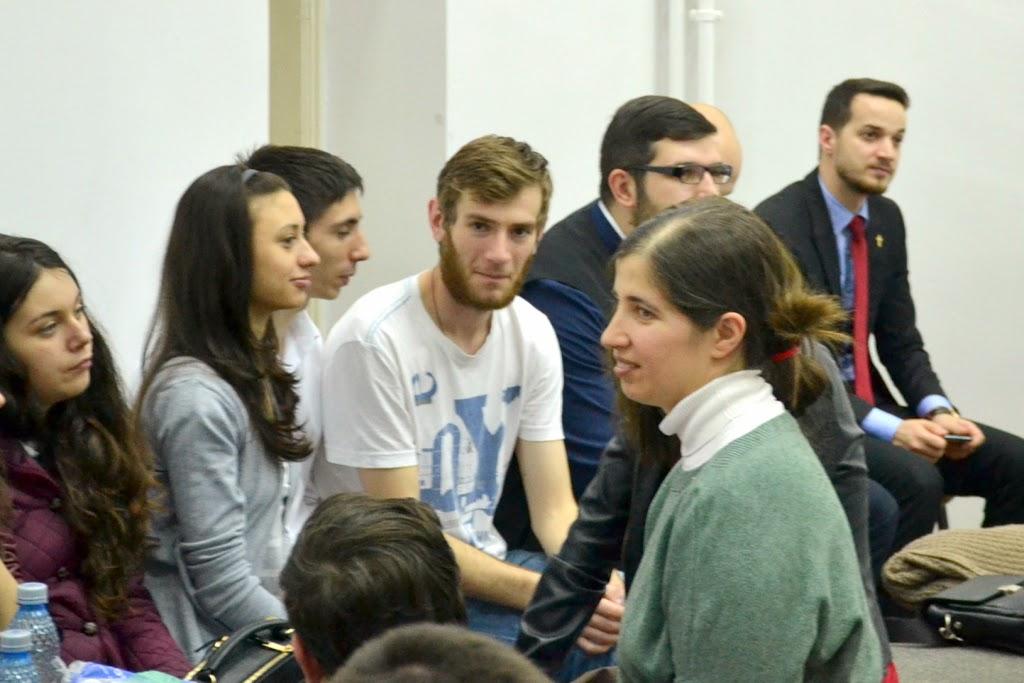 Pr. Constantin Necula despre tineri, FTOUB 049