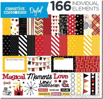 Imagine Collection by Creative Memories on Lisa's Workshop