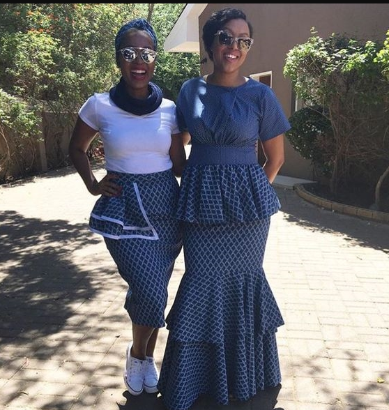 South African Traditional Dresses Patterns 2019 1