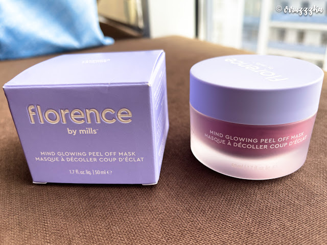 FLORENCE BY MILLS Mind Glowing Peel Off Mask Reviews