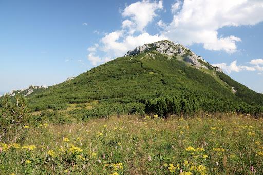 Sivý vrch (1805m)