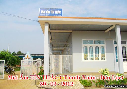 Mái ấm Tín Thác - Bảo Lộc