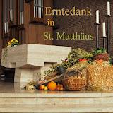 Erntedank in St. Matthäus