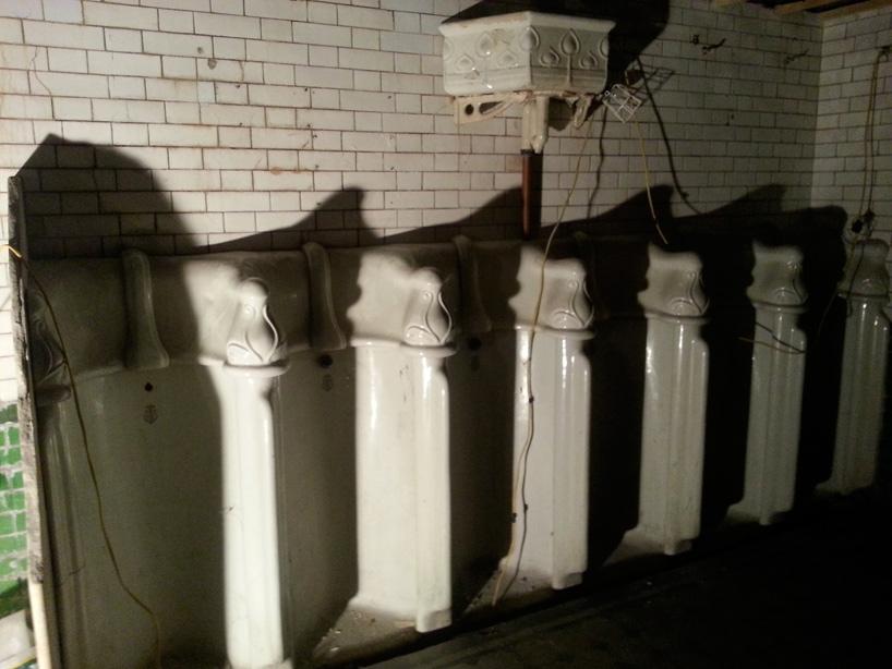 *保有60年代維多利亞風格:attendant廁所咖啡廳! 10