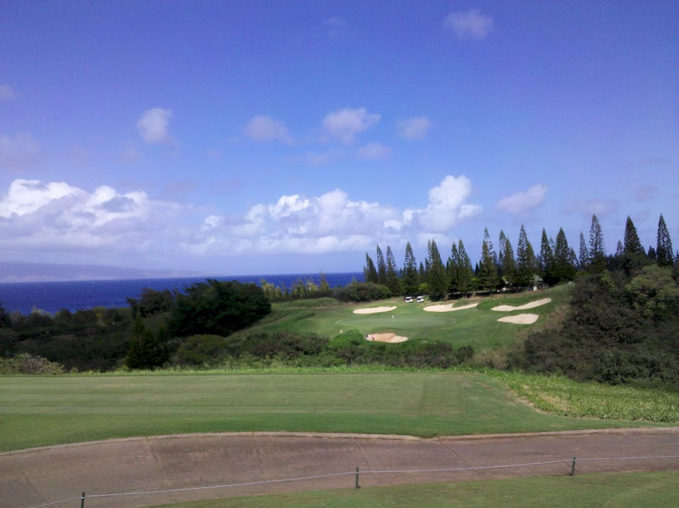 Course Review: Kapalua - The Plantation Course