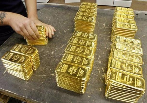 Top Countries With The Biggest Gold Reserves - 10 countries with the largest gold reserves