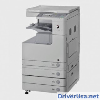 download Canon iR2535 printer's driver