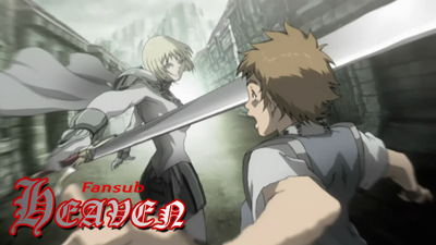 Claymore - Ep 01
