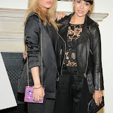 WWW.ENTSIMAGES.COM -   Laura Whitmore and Zara Martin  arriving at    Real Stars Are Rare - launch party at Somerset House, Strand, London October 8th 2014Paul Weller launch  his 2014 menswear collection at 101 London, a space within Somerset House.                                                     Photo Mobis Photos/OIC 0203 174 1069