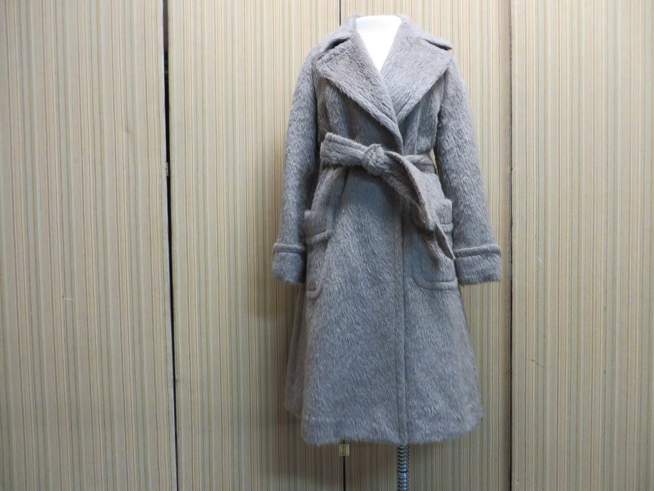 Marc Jacobs Alpaca Blend Coat