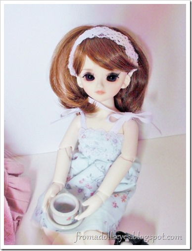 Introducing our newest bjd, Momoko.