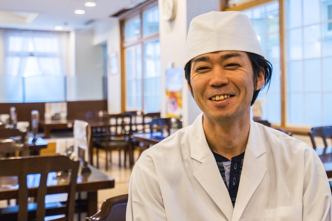 前田朋和 調理師