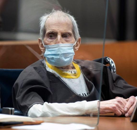 US Millionaire, Robert Durst, 78, Sentenced To Life Imprisonment For Best Friend's Murder