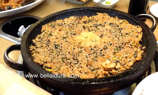 makanan seafood korea