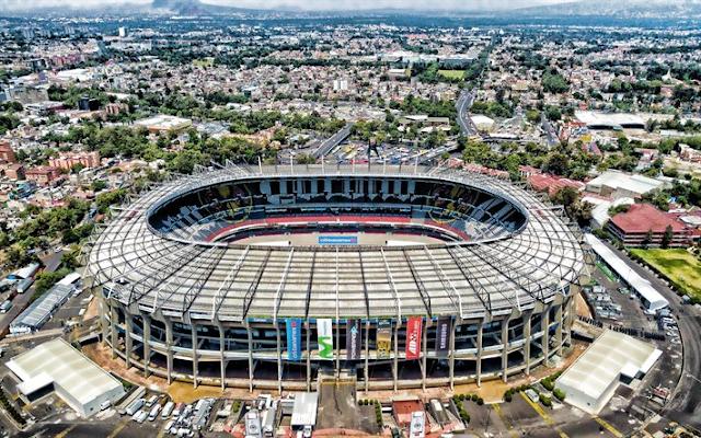 ملعب أزتيكا (Aztec Stadium) - المكسيك