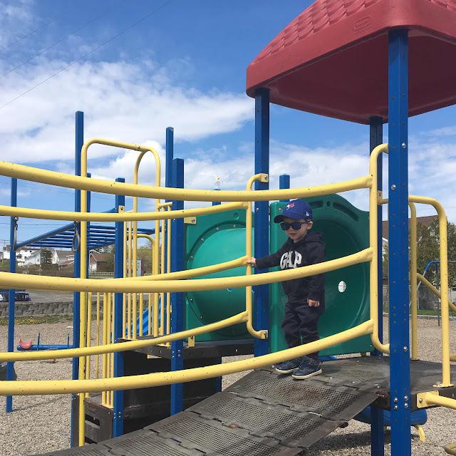 Inch Arran Lion's Club Playground