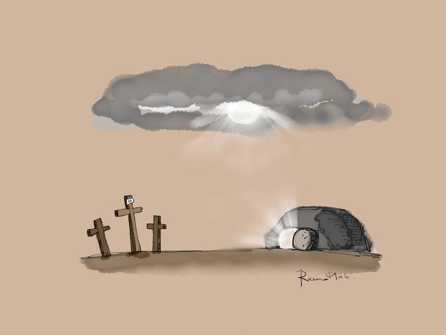 耶穌基督的受難、復活與升天