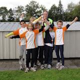 Training met Eindhoven Atletiek, 16-10-2010