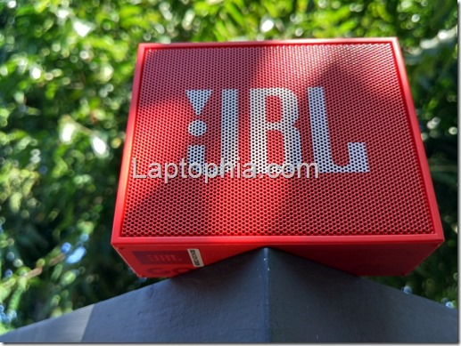 JBL Go Bluetooth Wireless Speaker Review