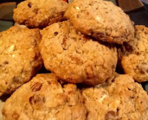 Ur Full Of It  Oatmeal Coconut Cookies Recipe