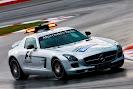 Mercedes F1 Pacecar
