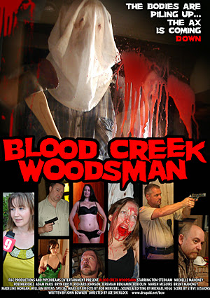 blood creek woodsman