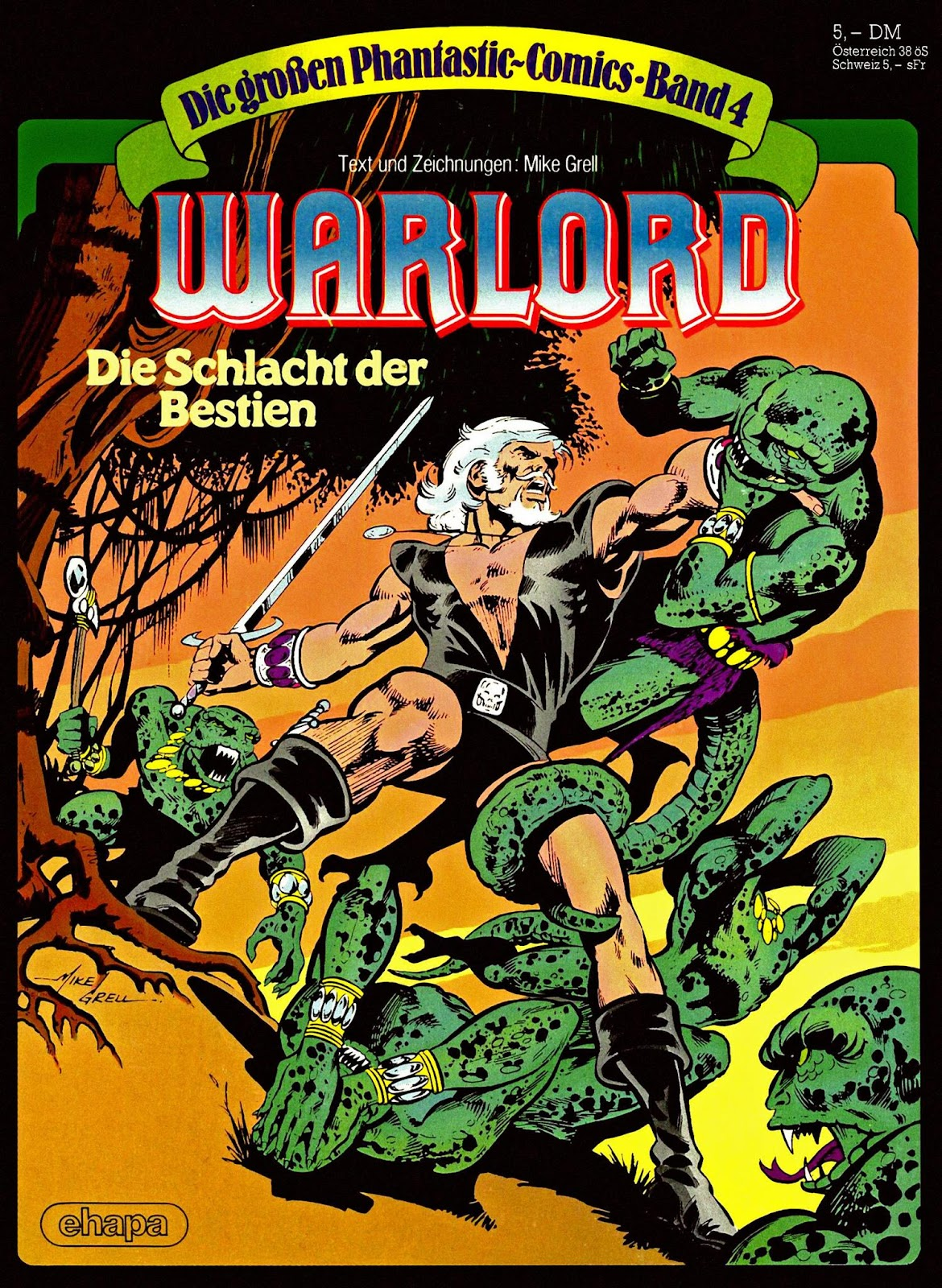comix-load | die großen phantastic-comics (1980) - komplett
