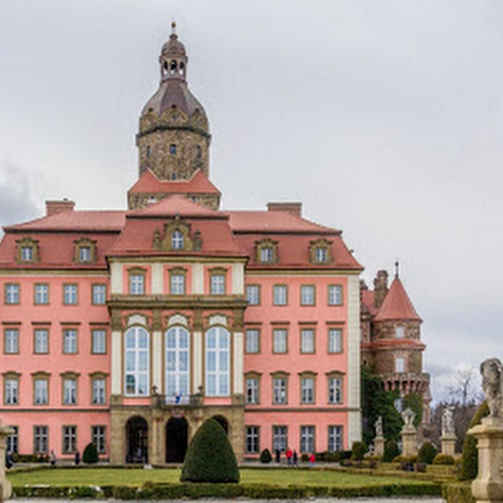10 miejsc, które warto zobaczyć w Wałbrzychu.