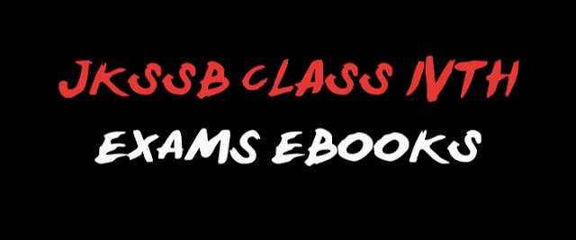 DOWNLOAD HERE | JKSSB CLASS IVTH EXAMS PART 2 BASIC REASONING EBOOK