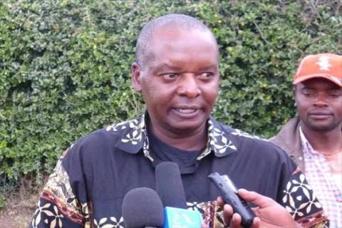 National Assembly majority leader Amos Kimunya news