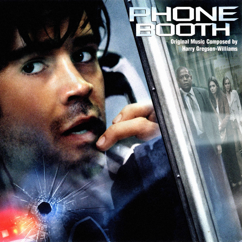 Album Artist: Harry Gregson-Williams / Album Title: Phone Booth (Original Music Composed by Harry Gregson-Williams)