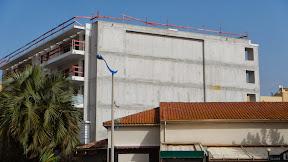 Cavalaire villa paloma Juin 2013